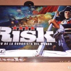 Jeux de table: RISK-EL JUEGO DE LA CONQUISTA DEL MUNDO-HASBRO. Lote 191302542