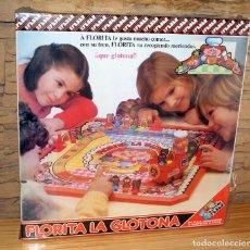 Juegos de mesa: RATITOS FEBER - FLORITA LA GLOTONA - NUEVO A ESTRENAR - PRECINTADO - JUEGO DE MESA. Lote 191361925