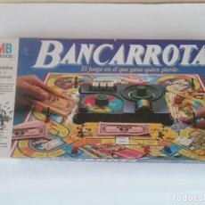Juegos de mesa: JUEGO BANCARROTA DE MB JUEGOS. Lote 191524970