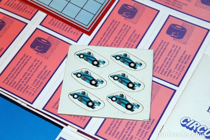 Juegos de mesa: EL GRAN JUEGO DEL GRAN PREMIO DE ESPAÑA, CIRCUITO DE JEREZ - PUBLIJUEGO. NUEVO A ESTRENAR. JUEGO. - Foto 4 - 191636806