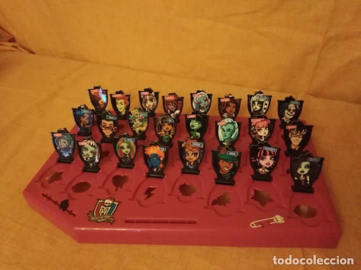 Juegos de mesa: Juego monster high . Adivina que monster es - Foto 7 - 191738998