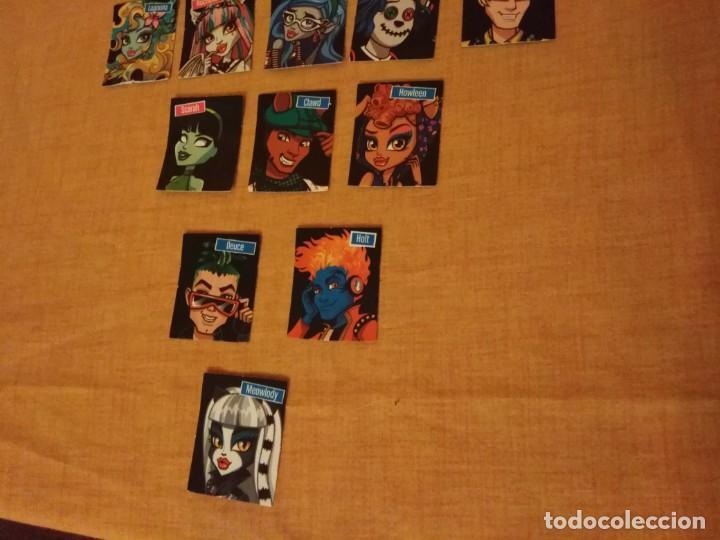 Juegos de mesa: Juego monster high . Adivina que monster es - Foto 13 - 191738998