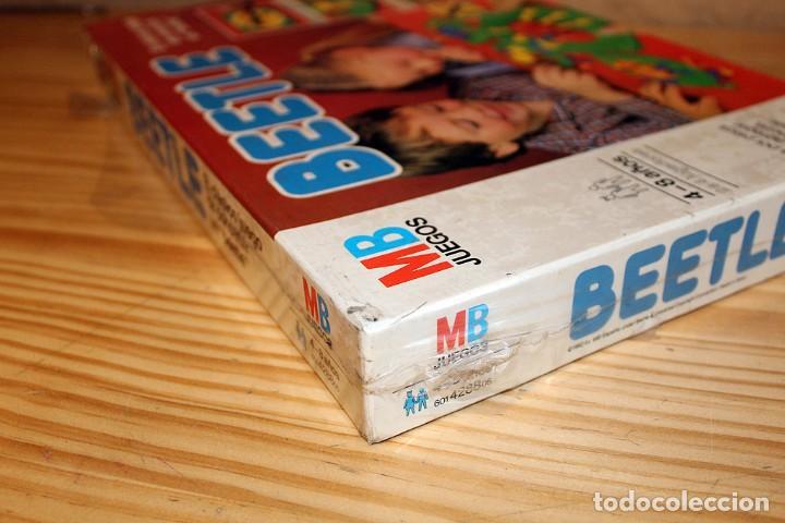 Juegos de mesa: ANTIGUO JUEGO DE MESA BEETLE, DE MB JUEGOS - NUEVO Y PRECINTADO - AÑO 1982 - Foto 4 - 191775797