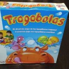Juegos de mesa: TRAGABOLAS DE MB AÑO 2004. Lote 191822910