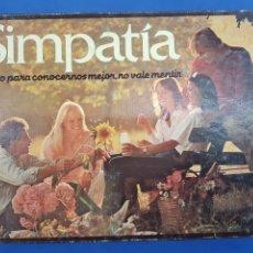 Juegos de mesa: SIMPATÍA, JUEGOS EDUCA ,AÑOS 1970. Lote 191823705