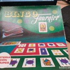 Juegos de mesa: BINGO FOURNIER AÑOS 70. Lote 191973696