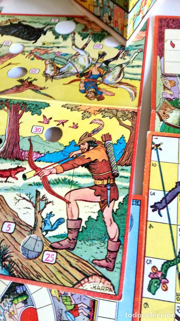 Juegos de mesa: Excelente Lote 23 juegos cartones antiguos Juegos Reunidos Geyper dibujante Kapa - Foto 9 - 192133451