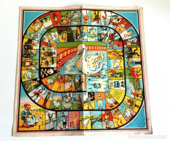 Juegos de mesa: Excelente Lote 23 juegos cartones antiguos Juegos Reunidos Geyper dibujante Kapa - Foto 10 - 192133451