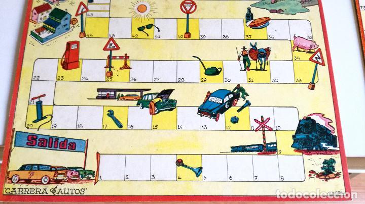 Juegos de mesa: Excelente Lote 23 juegos cartones antiguos Juegos Reunidos Geyper dibujante Kapa - Foto 11 - 192133451