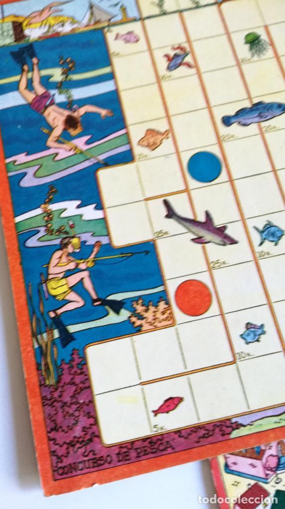 Juegos de mesa: Excelente Lote 23 juegos cartones antiguos Juegos Reunidos Geyper dibujante Kapa - Foto 13 - 192133451