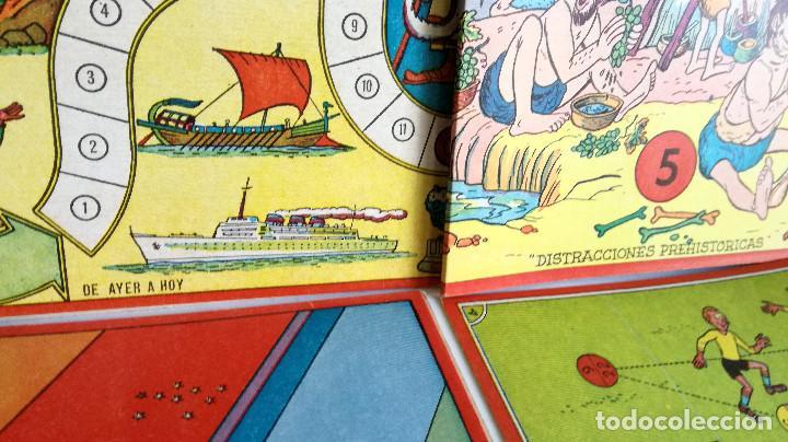 Juegos de mesa: Excelente Lote 23 juegos cartones antiguos Juegos Reunidos Geyper dibujante Kapa - Foto 20 - 192133451
