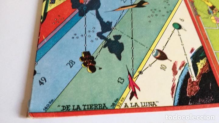 Juegos de mesa: Excelente Lote 23 juegos cartones antiguos Juegos Reunidos Geyper dibujante Kapa - Foto 21 - 192133451