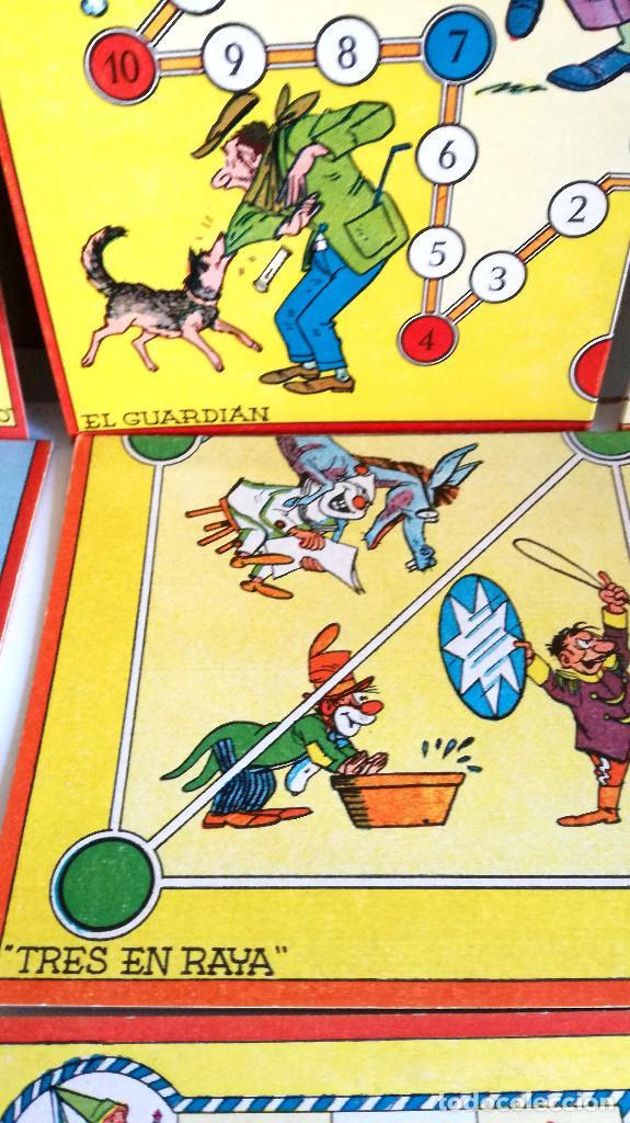 Juegos de mesa: Excelente Lote 23 juegos cartones antiguos Juegos Reunidos Geyper dibujante Kapa - Foto 28 - 192133451