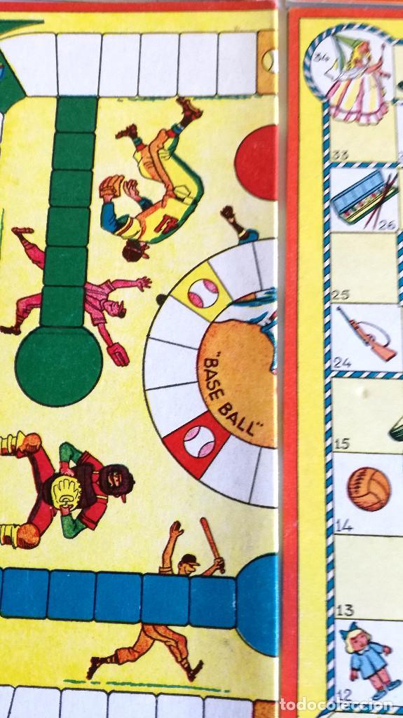 Juegos de mesa: Excelente Lote 23 juegos cartones antiguos Juegos Reunidos Geyper dibujante Kapa - Foto 30 - 192133451