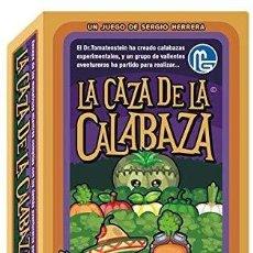 Juegos de mesa: LA CAZA DE LA CALABAZA - JUEGO DE MESA - NUEVO. Lote 192169838