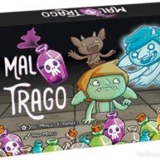 Juegos de mesa: MAL TRAGO - JUEGO DE MESA - NUEVO. Lote 192170166