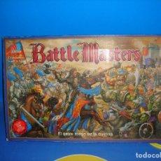 Juegos de mesa: JUEGO BATTLE MASTER BATTLEMASTERS DE MB- JUEGO DE MESA-BUEN ESTADO. Lote 192189385
