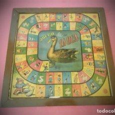 Juegos de mesa: PARCHIS ANTIGUO COVEFO. Lote 192803291