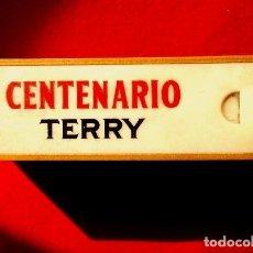 Juegos de mesa: DOMINÓ CON PUBLICIDAD BRANDI COÑAC CENTENARIO TERRY (AÑOS 70) MODELO CLASICO PROFESIONAL CHAMELO. Lote 192933388