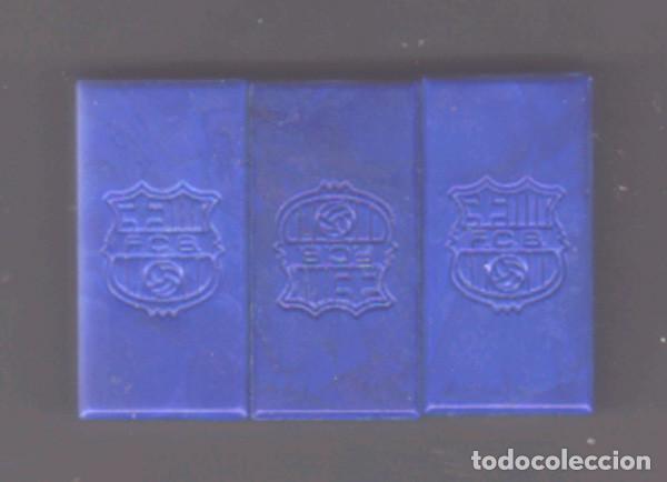 Juegos de mesa: DOMINO DEL F. C. BARCELONA - NUEVO CON ESTUCHE - Foto 2 - 192960883