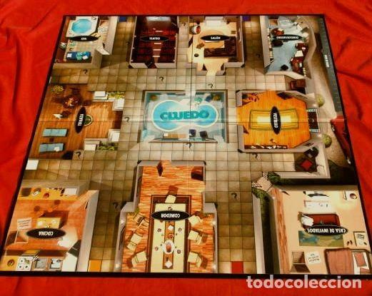 Juegos de mesa: CLUEDO DESCUBRE LOS SECRETOS (COMPLETO Y NUEVO) JUEGO DE MESA FAMILIA PARKER HASBRO 2008 - Foto 5 - 193035550