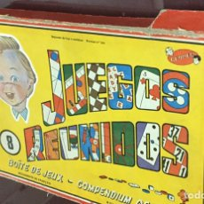 Juegos de mesa: JUEGOS REUNIDOS. Lote 193184067