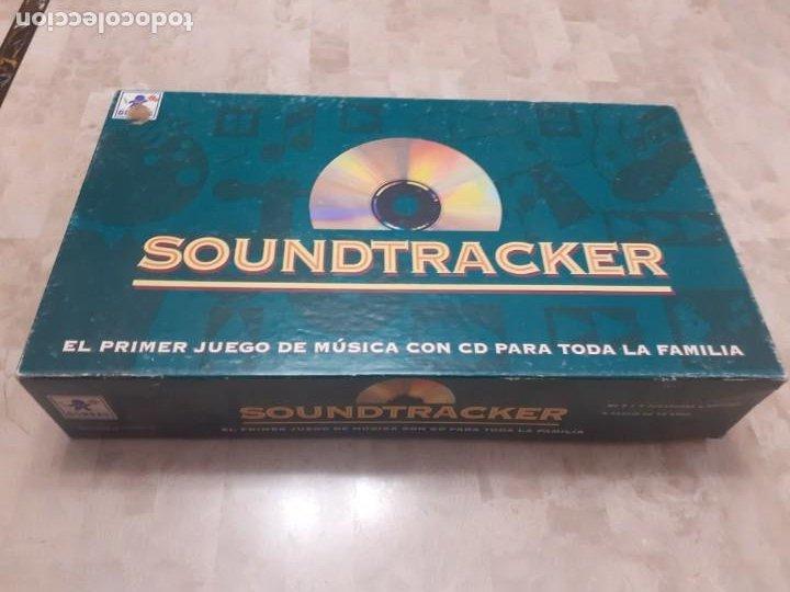 JUEGO SOUNDTRACKER DE MUSICA PARA TODA LA FAMILIA (Juguetes - Juegos - Juegos de Mesa)