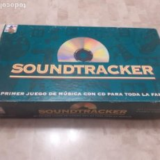 Juegos de mesa: JUEGO SOUNDTRACKER DE MUSICA PARA TODA LA FAMILIA. Lote 193197385