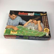 Juegos de mesa: INTERGOL. EL GRAN JUEGO DE FÚTBOL-CHAPA DE INTERVIÚ (LIGA 1999/2000). Lote 193352665