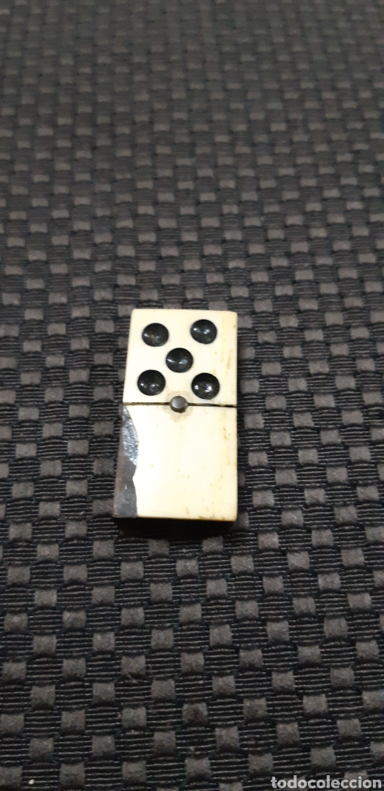 Juegos de mesa: Domino en miniatura sxix - Foto 5 - 193361225