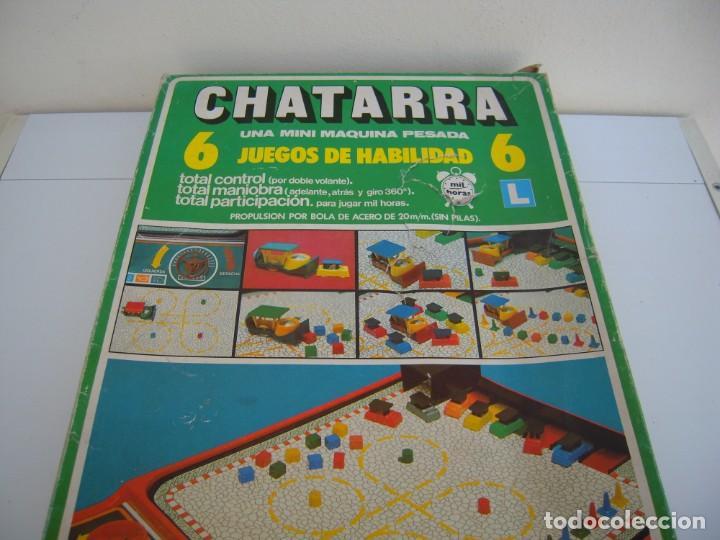 CHATARRA INCOMPLETO (Juguetes - Juegos - Juegos de Mesa)