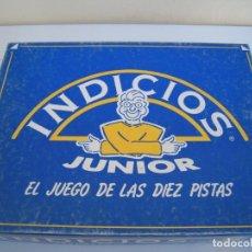 Juegos de mesa: INDICIOS. Lote 193361457