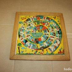 Juegos de mesa: JUEGO DE LA OCA INFANSOL, AÑOS 50, ILUSTRADO POR SABATES. Lote 193398966