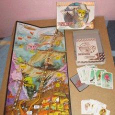 Jogos de mesa: JUEGO DE MESA EL TESORO DEL PIRATA DE FEBER JUEGOS FEBERJUEGOS AÑOS 80. Lote 193420411