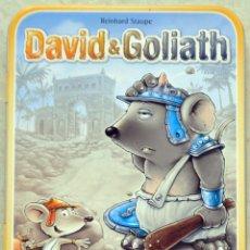 Juegos de mesa: JUEGO DE MESA. DAVID GOLIATH. PEGASUS SPIELE. 2008. SIN ESTRENAR. Lote 203565120