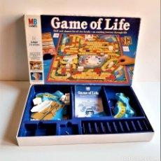 Juegos de mesa: JUEGO DE MESA GAME OF LIFE (INCOMPLETO). Lote 193742328