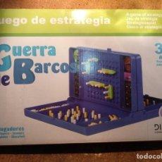 Juegos de mesa: JUEGO DE ESTRATEGIA GUERRA DE BARCOS. Lote 193787068
