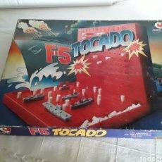 Juegos de mesa: F5 TOCADO DE CEFA. Lote 193794962