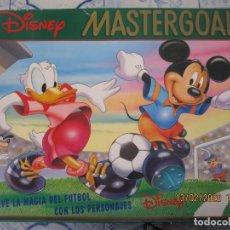 Juegos de mesa: MASTER GOAL DISNEY PLUTO MICKEY DONALD CHIP Y CHOP TIO GILITO MASTERGOAL COMPLETO. Lote 193887687