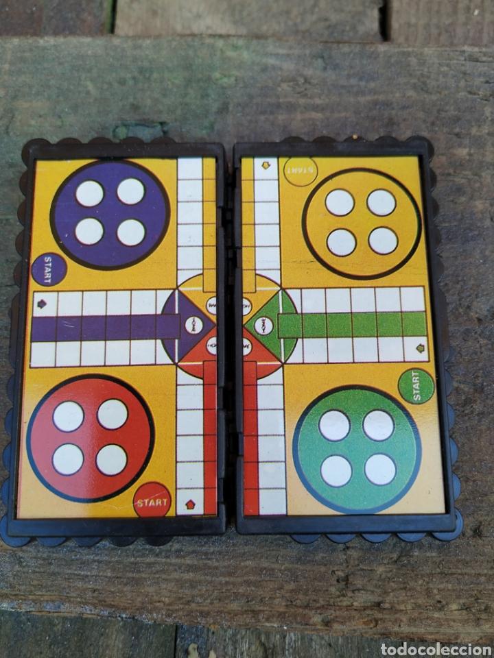 Juegos de mesa: Antiguo juego de mesa parchís yogures yoplait - Foto 3 - 193910313