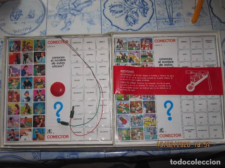 Juegos de mesa: CONECTOR 3 DE BORRAS, JUEGO DE MESA 648 PREGUNTAS Y RESPUESTAS - Foto 2 - 193943122