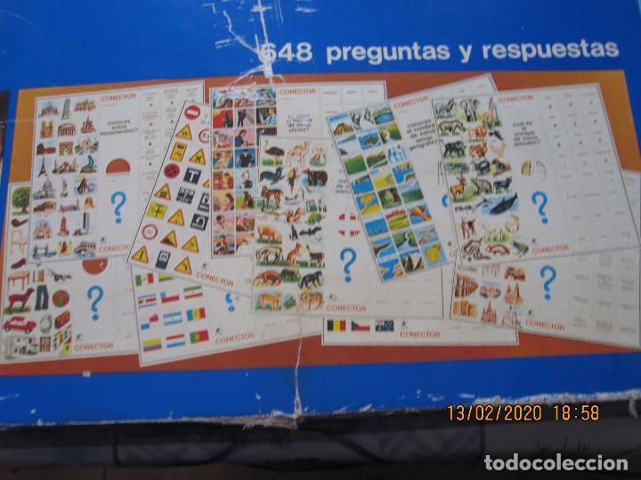 Juegos de mesa: CONECTOR 3 DE BORRAS, JUEGO DE MESA 648 PREGUNTAS Y RESPUESTAS - Foto 4 - 193943122