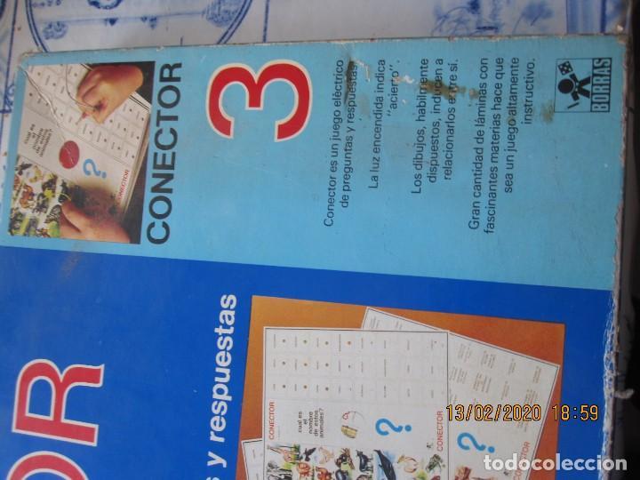 Juegos de mesa: CONECTOR 3 DE BORRAS, JUEGO DE MESA 648 PREGUNTAS Y RESPUESTAS - Foto 5 - 193943122