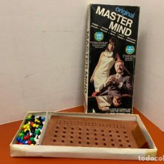 Juegos de mesa: ORIGINAL MASTER MIND. LA CAJA MIDE APROX 32X14CMS. Lote 193956103
