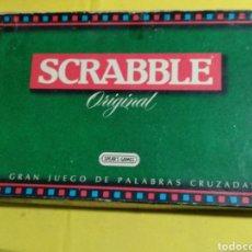 Juegos de mesa: SCRABBLE ORIGINAL JUEGO DE PALABRAS. Lote 193976957
