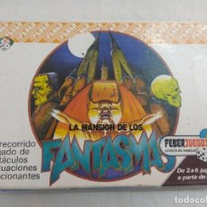 Jeux de table: JUEGO DE MESA/LA MANSION DE LOS FANTASMAS/FEBER/INCOMPLETO VER FOTOS PARA VALORAR.. Lote 194108590