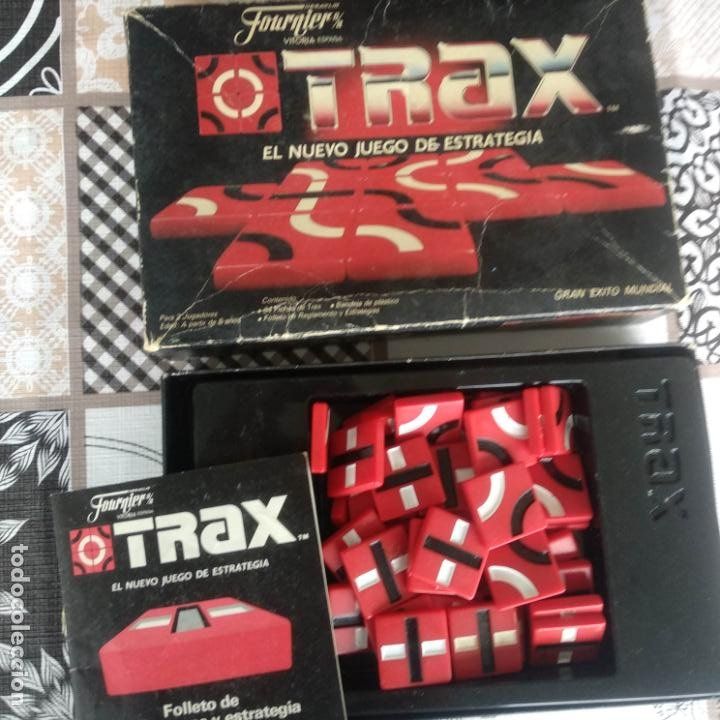 Juegos de mesa: Completo fournier trax juego de estrategia Heraclio Vitoria - Foto 2 - 194222112