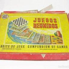 Juegos de mesa: JUEGOS REUNIDOS COROMINAS. Nº 40. . Lote 194223693
