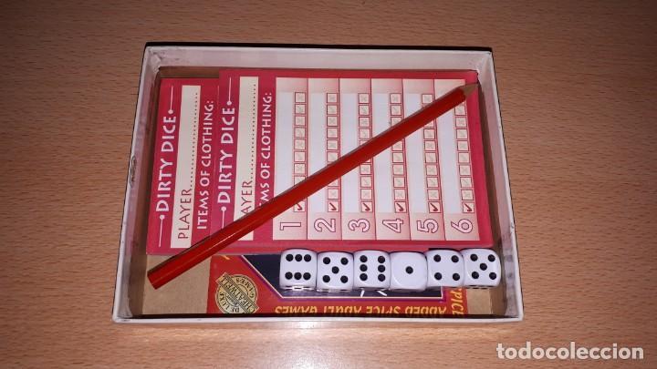 Juegos de mesa: DIRTY DICE AÑO 1997 - Foto 8 - 194236887