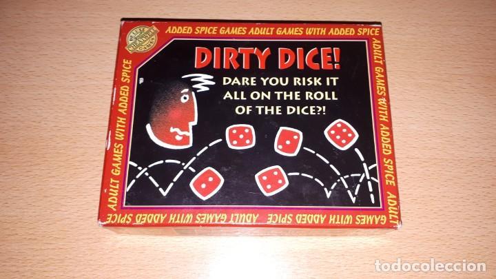 Juegos de mesa: DIRTY DICE AÑO 1997 - Foto 9 - 194236887